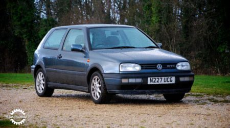 The Mk3 Golf GTI 8v has its critics but Niall loves his.
