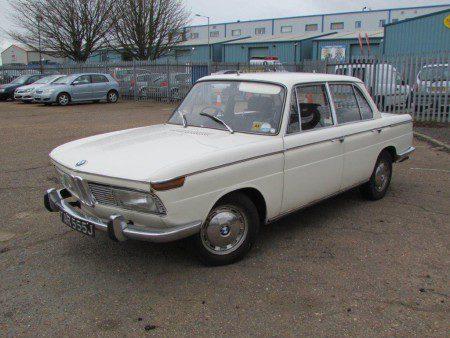 BMW 2000 Auto