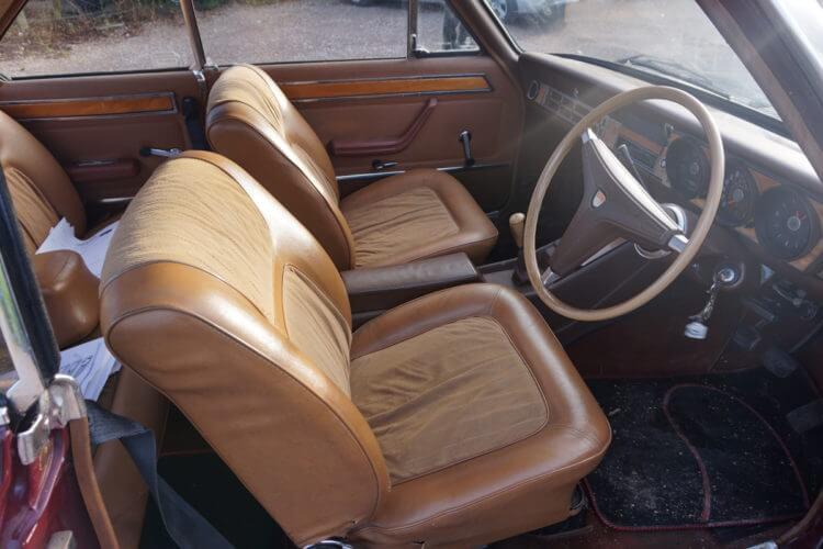 Ford Taunus V6