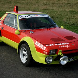 Rally spec 1978 Fiat X19