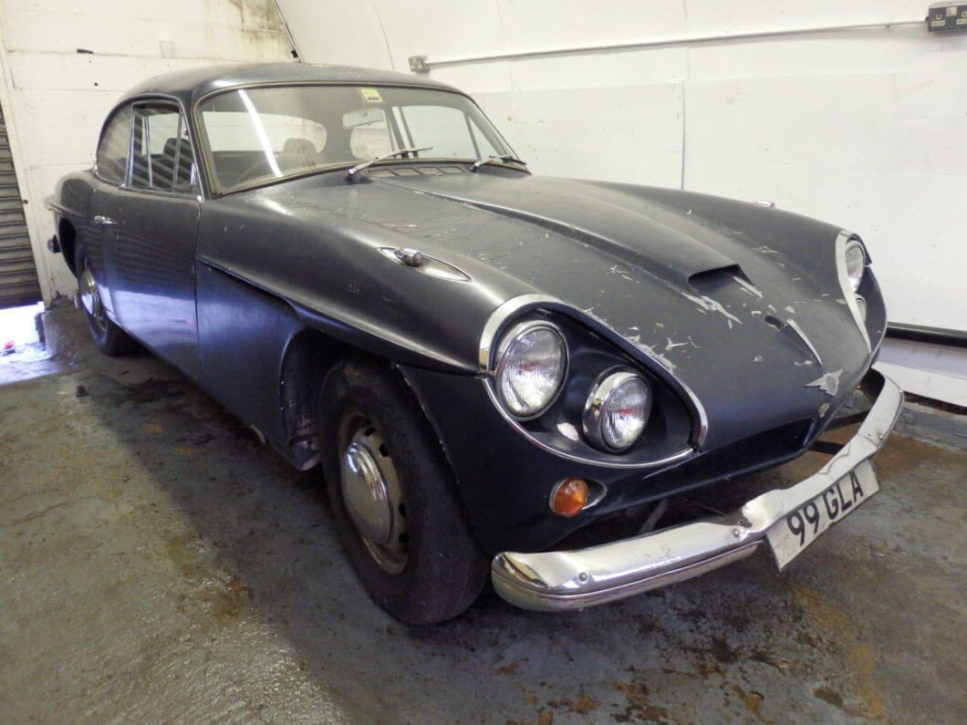 1963 Jensen C-V8 for sale on eBay