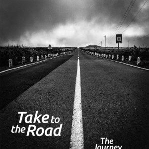 Take to the Road launch poster