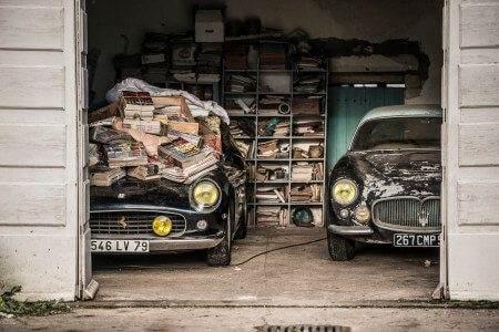 Take to the Road Thoughts on the Barn find of the century – The Baillon Collection
