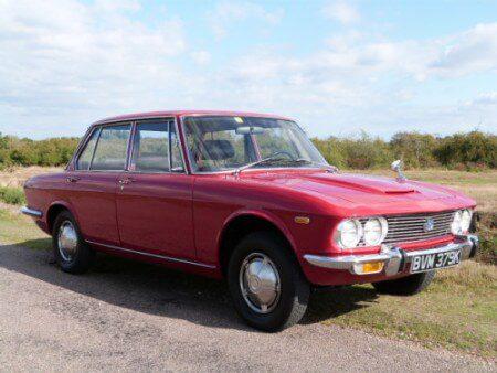 1972 Mazda SVA 1800 from the left side