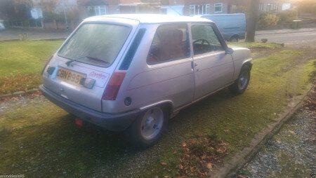 Renault Gordini 5
