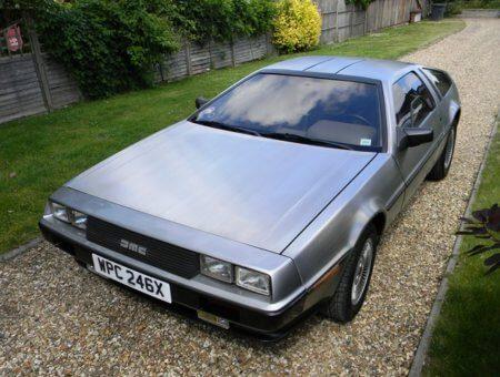 Auction Watch: 1982 DeLorean DMC-12
