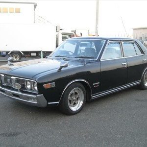 1974 Nissan Cedric GX 230