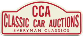 Classic Car Auctions logo
