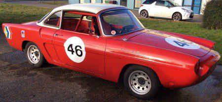 1963 Renault Caravelle racer