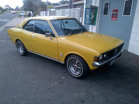 1973 Dodge Colt GS Coupe