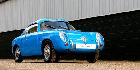 1959 Fiat 750 Gt Zagato