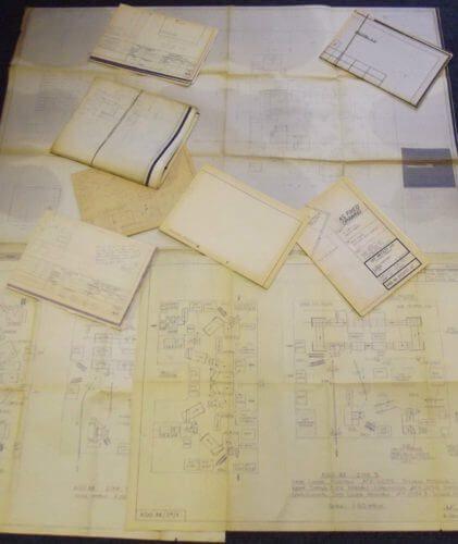 eBay Find Rover Metro development blueprints