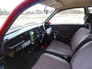 1974 Saab 96 V4 interior
