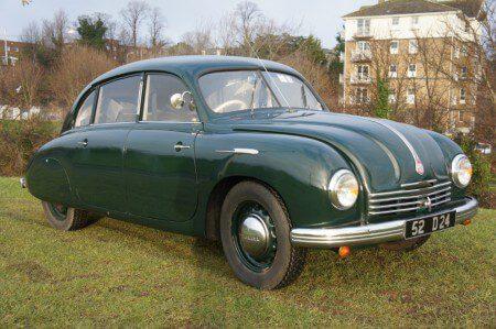 1952 Tatra T600 Tatraplan