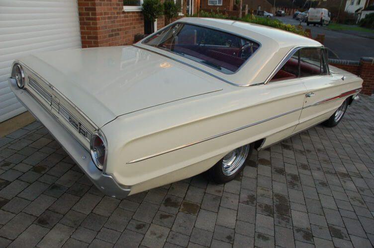 1964 Ford Galaxie 500 2 door fastback
