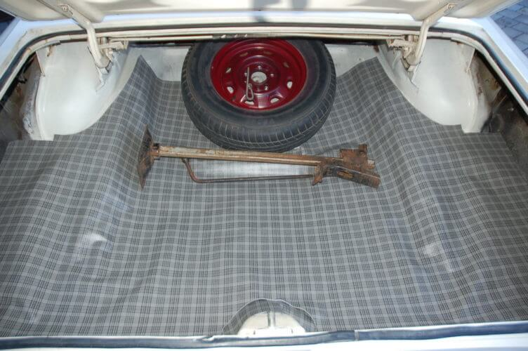 1964 Ford Galaxie 500 2 door fastback boot
