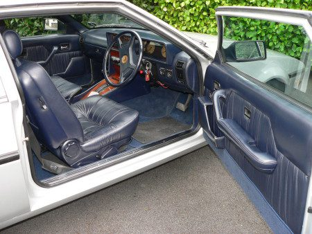 1985 Bitter SC interior