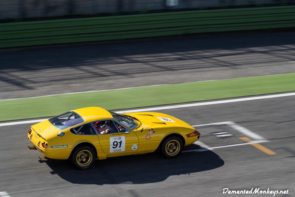 Ferrari 365 GTB/4 Daytona at Vallelunga Classic 2015