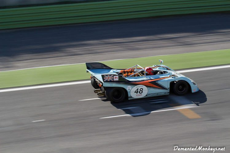 Porsche 908/3 at Vallelunga Classic 2015