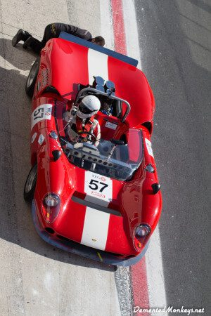 Lola T70 MkII Spyder at Vallelunga Classic 2015
