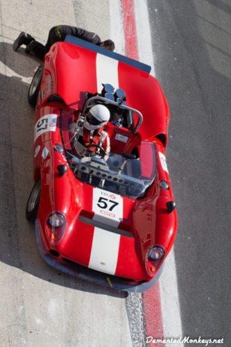 Lola T70 MkII Spyder at Vallelunga Classic 2015