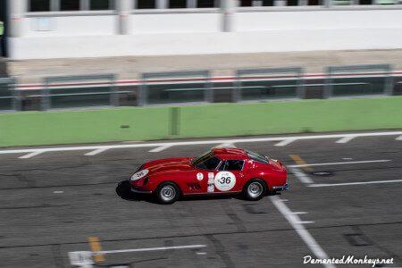 Ferrari 275 GTB/C at Vallelunga Classic 2015