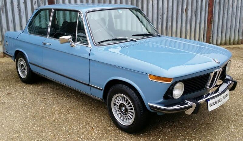 Take To The Road Classifieds Find 1975 Bmw 1502