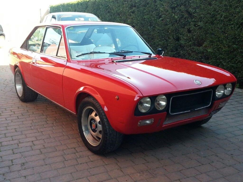 Take To The Road Ebay Find Fiat 124 Sport Coupe