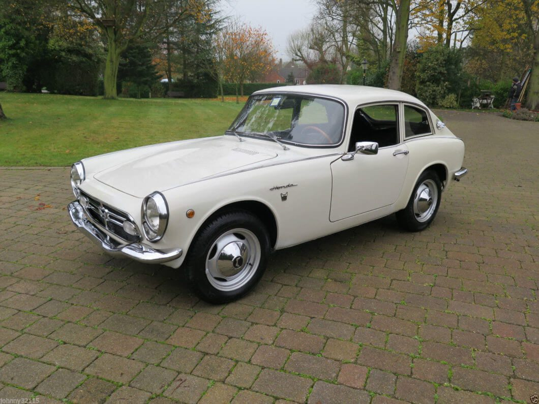 take to the road ebay find 1969 honda s800 coupe. Black Bedroom Furniture Sets. Home Design Ideas
