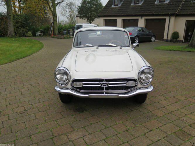 1969 Honda S800 Coupe