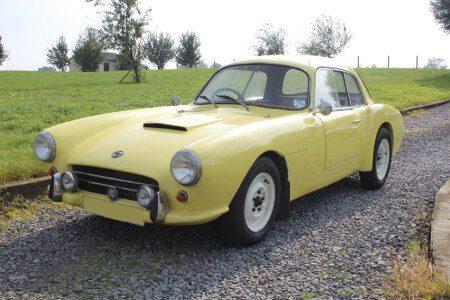 1962 Ashley Sportive GT
