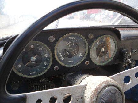 1963 Cisitalia 850 GT Spider
