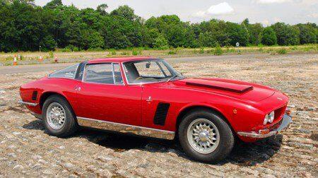 1968 Iso Grifo 7 Litre