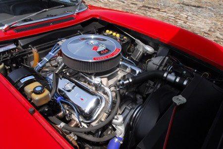 1968 Iso Grifo 7 Litre Chevrolet engine