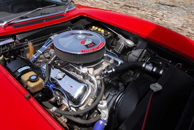 1968 Iso Grifo 7 Litre Chevrolet engine