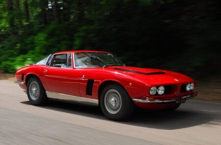 1968 Iso Grifo 7 Litre