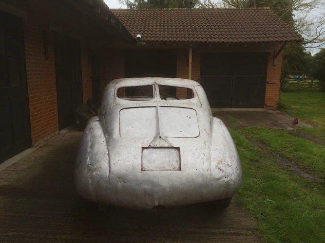 1950 Talbot Lago T26 Coupe