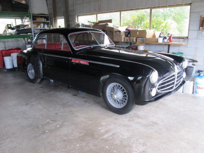 1953 Delahaye 235 body