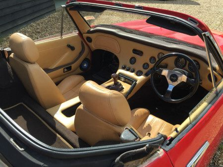 1989 TVR S1