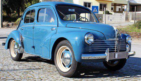1949 Renault 4CV