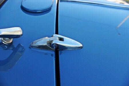 1949 Renault 4CV bonnet hinge