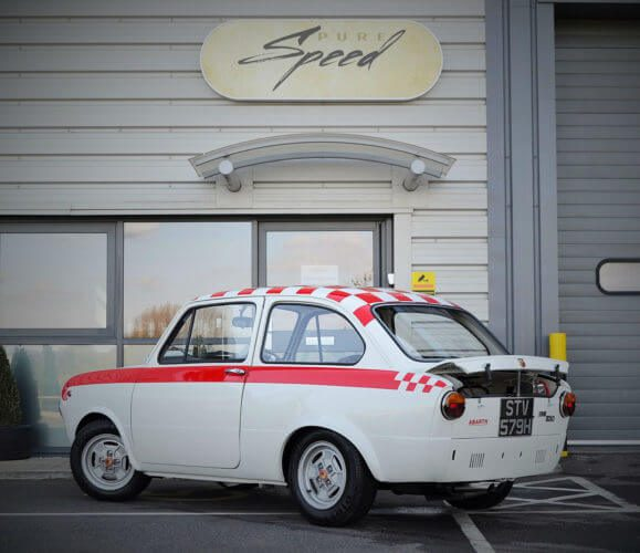 1969 Fiat 850 Abarth recreation