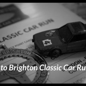 Take to the Road London to Brighton Classic Car Run Part 2