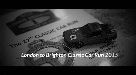 Take to the Road London to Brighton 2015
