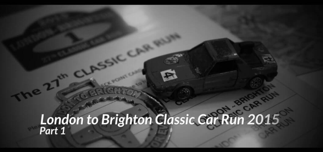 Take to the Road London to Brighton Classic Car Run film