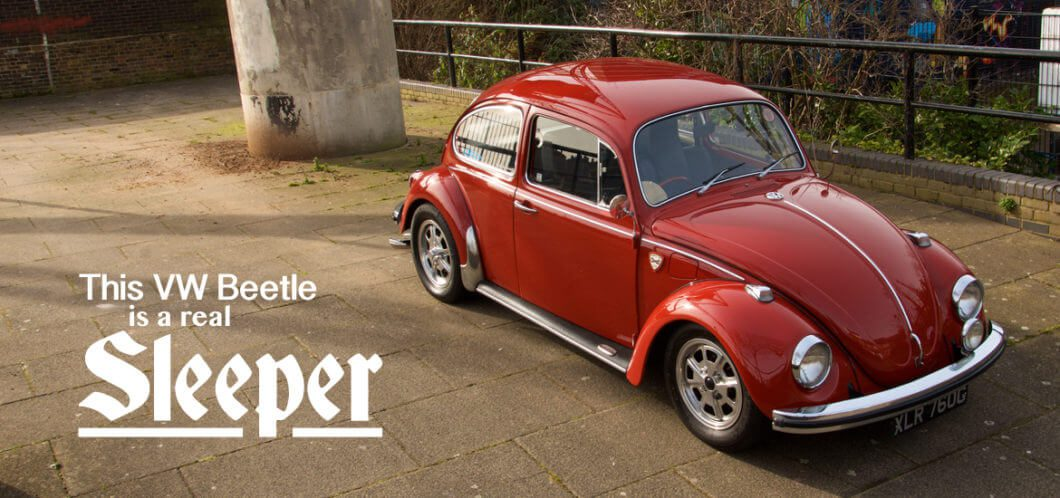Take to the Road 1968 VW Beetle feature film