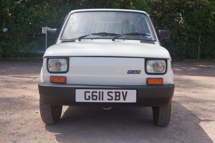 1990 Fiat 126 BIS