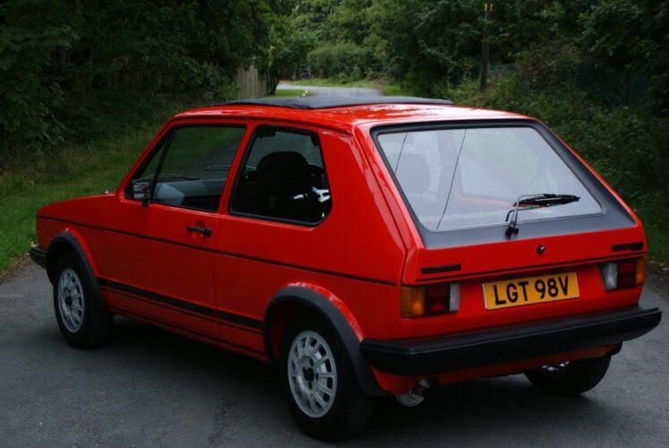 1979 VW Golf GTi Mk1 Series 1