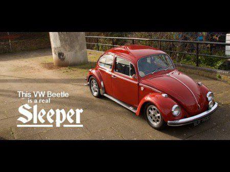 VW Sleeper Beetle