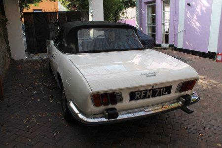 1973 Peugeot 504 Cabriolet